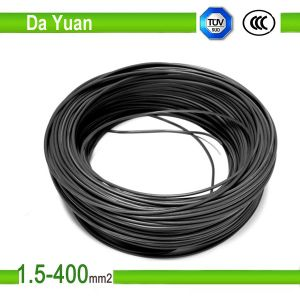 4/6/10mm2 PV Solar Cable for Solar Panel System Application pictures & photos