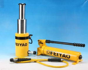 Fy Series Standard Two Stage Hydraulic Cyllinder pictures & photos
