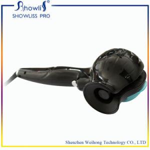 Mini LCD Steam Hair Curler Machine 2016 New pictures & photos