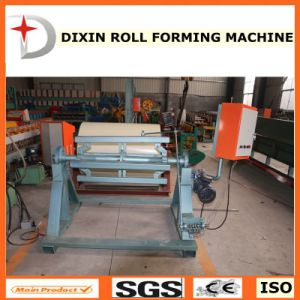 Electric Steel Coil Decoiler for Roll Forming Machine pictures & photos
