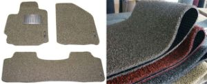 PVC Coil Car Carpet Mats pictures & photos