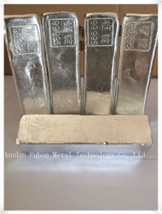 High Purity Indium Ingot 99.99% 99.995% pictures & photos