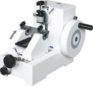 Easy-Operate Laboratory Rotary Manual Microtome pictures & photos