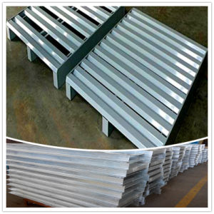 Stainless Steel Pallet Rack pictures & photos