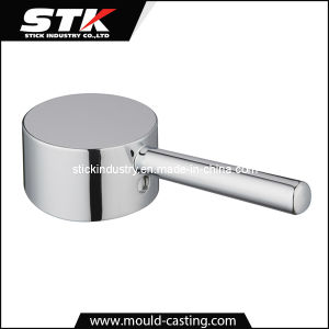 Chromed Zinc Alloy Die Casting for Faucet Parts pictures & photos