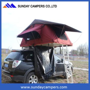 2 Years Warranty Camping Car Top Tent Luxury Safari Roof Top Tent for Sale pictures & photos