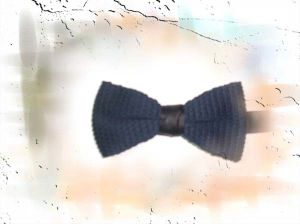 Knitted Necktie Bow Tie for Men