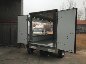 Wing Opening Plugboard Truck Body