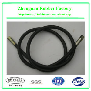 High Pressure Steam Size 1′′ 1/2′′ Inch Rubber Hose pictures & photos