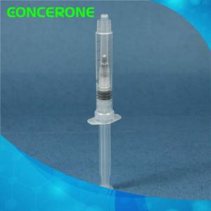 Safety Retractable Syringe 10ml with Needle pictures & photos