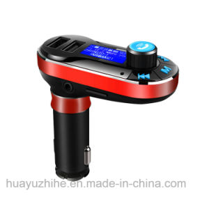 2 USB Interface with Charger FM Transmitter Car MP3 Player pictures & photos