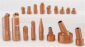 Copper Alloy C18150 Welding Electrodes pictures & photos