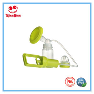 Medical Grade Easy Use Manual Breast Pump for Baby Feeding pictures & photos