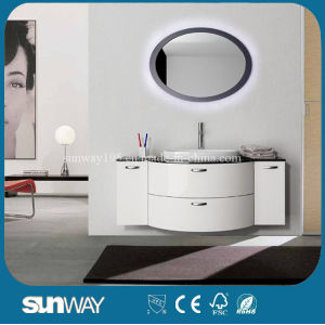 New PVC Bathroom Vanity with Good Quality (SW-PW006) pictures & photos