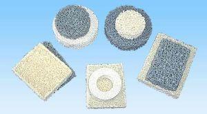 Silicon Carbide/Zirconia/Alumina Ceramic Foam Filter for Precision Casting Filter pictures & photos