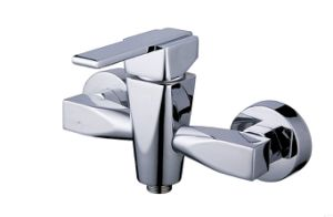 Single Handle Bath Shower Mixer Faucet pictures & photos