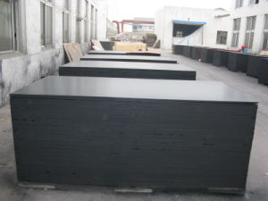 Black Film Faced Plywood pictures & photos