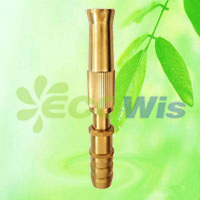 Heavy-Duty Brass Adjustable Hose Nozzle (HT1289) pictures & photos