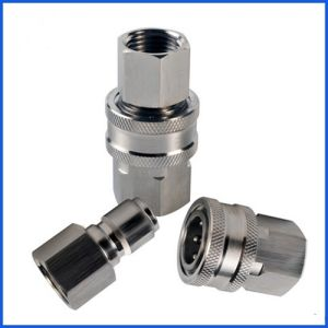 Hydraulic Power System Fittings, Carbon Steel Quick Release Coupling
