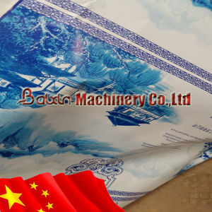 Central Impression Flexo Printing Machine High Speed 180m/Min pictures & photos