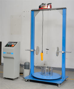 LCD Display Chair Swivel Testing Machine pictures & photos
