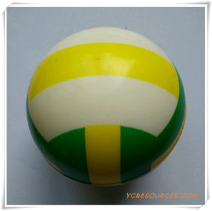 Hot Sale Promotional PU Volleyball Stress Ball (TY09004) pictures & photos