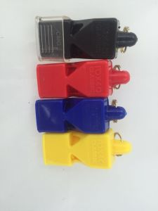 Professional Loudly Plastic Sports Whistle pictures & photos