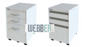 Metal Office Mobile Filing Cabinet pictures & photos