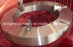 Diameter 1250mm to 2600mm Large 3-Jaw Self-Centering Chucks, pictures & photos