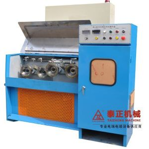 Bare Copper Fine Wire Drawing Machine pictures & photos