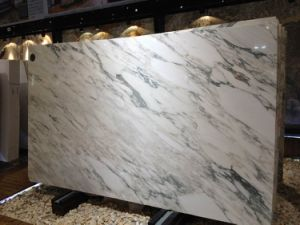 Italy Calacatta Gold White Marble Slabs pictures & photos
