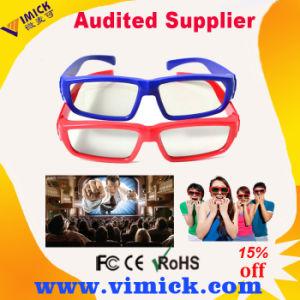 Circular Polarized 3D Glasses for Home/Cinema Movie