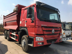 Sinotruck HOWO 8X4 Dump Truck pictures & photos