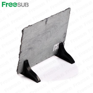 Freesub Sublimation Coating Blank Rock Slate (SH03) pictures & photos