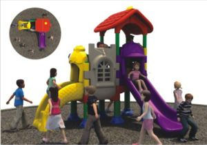 2014 Kindergarten Outdoor Playground with TUV Certificate (QQ12022-1) pictures & photos