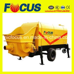 Portable Diesel Trailer Concrete Pump, Diesel Concrete Pump pictures & photos