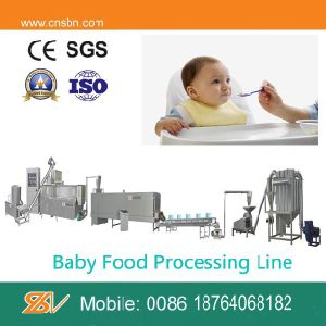 Baby Food Extrusion Extruder pictures & photos