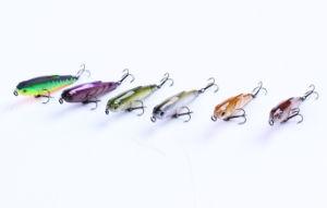 Wholesale Good Quality 42 mm 2g Outdoor Fishing Lure Vmc Fishing Hooks