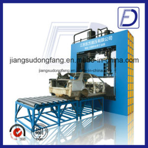 Metal Guillotine Square Scrap Cutting Machine pictures & photos