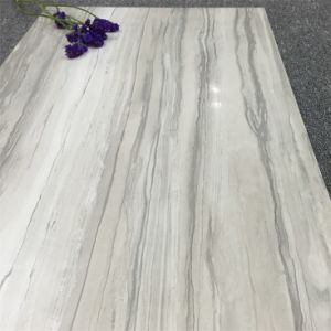 Porcelain Thin Tile Floor and Wall Tile Gray Color Jc-W011p pictures & photos