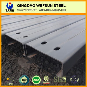 Multi Purpose Q235B Pre-Galvanized Angle Steel High Quality Steel Channel pictures & photos