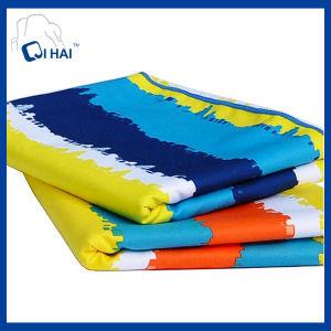 Microfiber Suede Towel Beach Towel Sport Towel (QHSW55909)