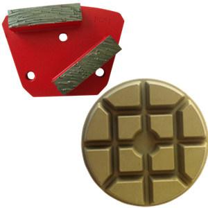 Diamond Tools Diamond Polishing Pads for Concrete Grinding and Polishing pictures & photos