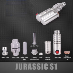 Hottest Jurassic Dry Herb Hookah Vaporizer pictures & photos
