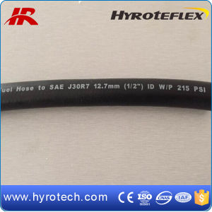 Hot Sale Black Nitril Rubber Fuel Oil Hose pictures & photos