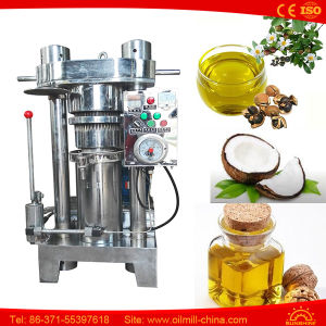 Sesame Peanut Pumpkin Linseed Groundnut Oil Extraction Machine Price pictures & photos
