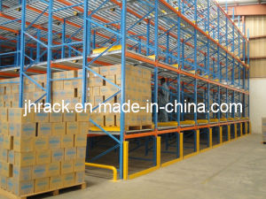 Pallet Flow Racking for Warehouse Storage