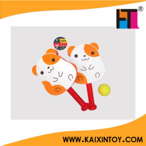 Cute Foam Children′s Cheap Best Badminton Racket Foam Toy pictures & photos