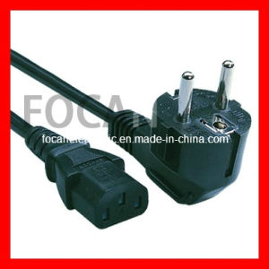 Power Cord for UL, SAA, CE, VDE, BS, PSE (FC-16881) pictures & photos