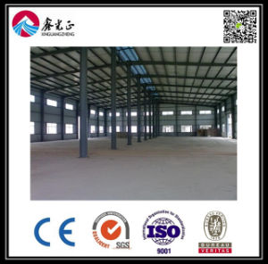 Prefab Large Span Steel Structure for Warehouse or Workshop (ZY105) pictures & photos